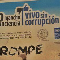 La cruzada callejera y académica de la Contraloría contra la corrupción
