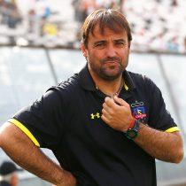 José Luis Sierra renuncia a la banca de Colo Colo
