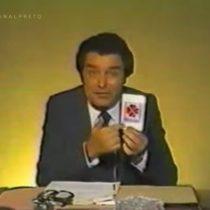 [VIDEO] El día que Don Francisco promocionó el sistema de AFP en televisión