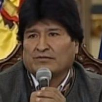 [VIDEO] Evo Morales: