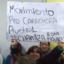 [VIDEO] Familias protestan en la Municipalidad de Puerto Montt por incumplimiento de medidas tras marea roja
