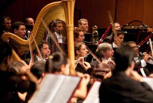 Filarmónica de Chile, el nacimiento de una nueva orquesta