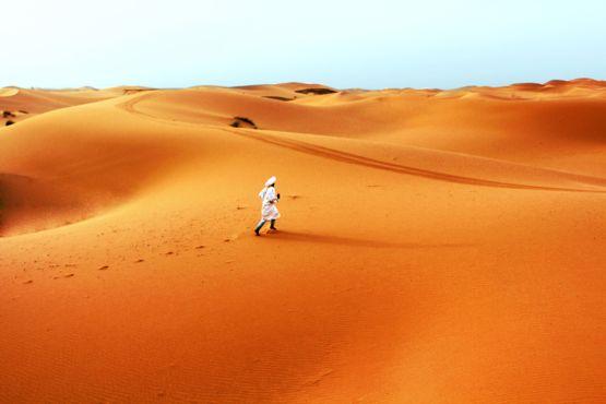 Femi Onipinla presentó esta fotografía para la categoría Aire Libre. Fue tomada durante un viaje a un campamento en el desierto en Erg Chebbi, Marruecos.