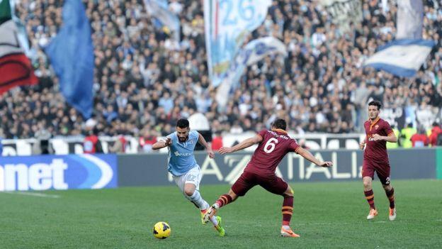 La decisión le permitiría que la Lazio alcanzar a su rival local, la Roma.