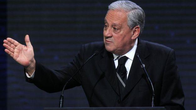 Arturo Salah asumió la presidencia de la ANFP en enero de este año es sustitución de Sergio Jadue, implicado en el escándalo de corrupción de la FIFA.