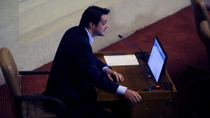 Desaforado Gaspar Rivas para enfrentar querella de Andrónico Luksic