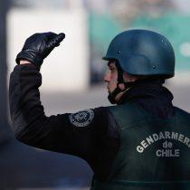 Gendarmería despedirá a más de un centenar de personas por licencias médicas irregulares