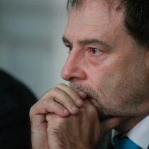 Girardi pide urgencia al proyecto que prohíbe la leña