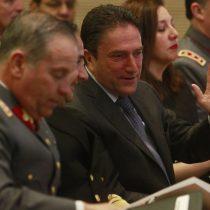 Gómez defiende las pensiones de las FF.AA.: