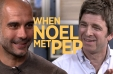 [VIDEO] La entrevista del ex líder de Oasis Noel Gallagher a Pep Guardiola