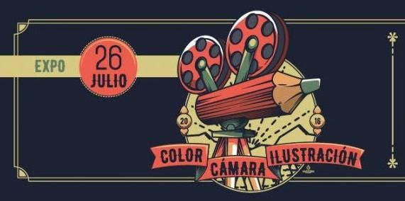 Muestra de Ilustración Cinematográfica en Centro Arte Alameda, hasta el 16 de agosto. Entrada liberada