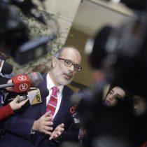 """Ministro de Hacienda y caída del desempleo en el Gran Santiago: """"El mercado laboral ha sorteado bastante bien la desaceleración"""""""