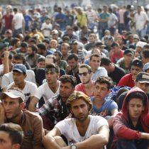 Alemania recibió en 2015 a más de 2,1 millones de inmigrantes