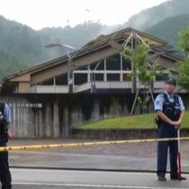 [VIDEO] Un centro de discapacitados es escenario de la peor matanza en Japón desde 1945