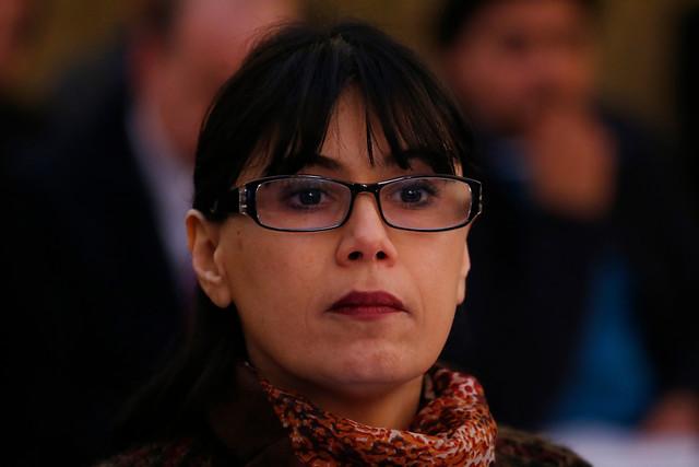 Presidenta del CDE se refirió a Javiera Blanco como