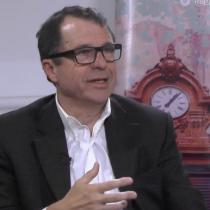 [VIDEO] Sebastián Edwards habla en su biografía de su pasado socialista