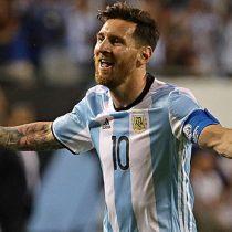 [VIDEO] ¿Por qué Messi juega mal en la selección?