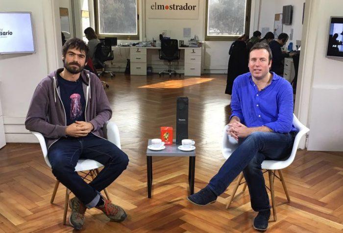 Foro Liderazgo: Sebastián Lira y lo que significa en Chile ser récord nacional y sudamericano de apnea