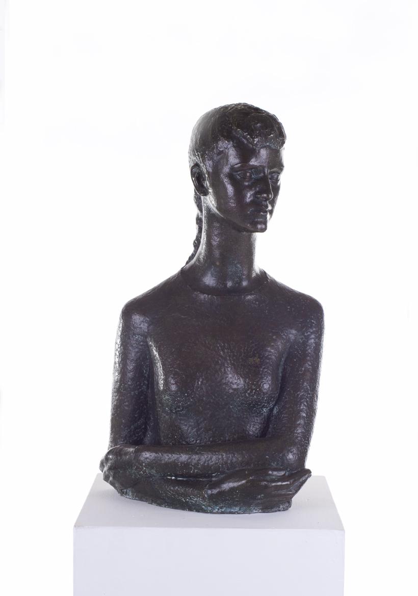 """Marta Colvin, """"Silvia"""" 1942"""