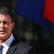 [VIDEO] Multitud abuchea y pide la renuncia del Primer Ministro francés durante minuto de silencio por 84 víctimas de Niza