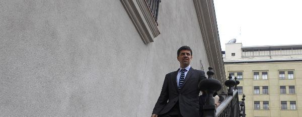 """Ministro Díaz en clave Lagos: """"Para enfrentar la crisis de confianza son necesarios cambios políticos estructurales"""""""