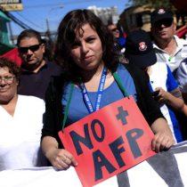 [En vivo] Miles se manifiestan contra las AFPs