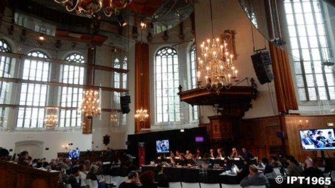 El Tribunal Popular Internacional 1965 en La Haya dijo que lo ocurrido en Indonesia equivale a otros grandes genocidios del siglo XX.