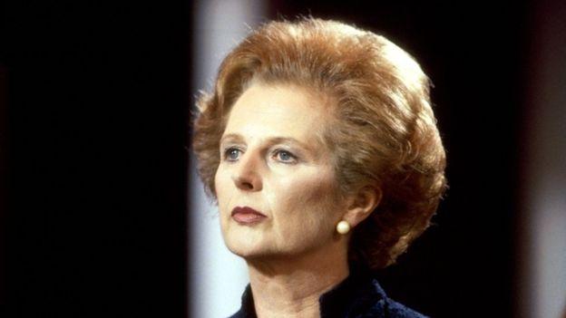 Margaret Thatcher ocupó el cargo de primer ministro de Reino Unido entre 1979 y 1990.