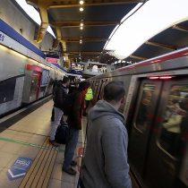 Este domingo Metro suspenderá servicio de Línea 4 entre Tobalaba  y Grecia a partir de las 21 horas