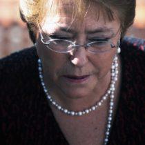 La ceguera situacional de Bachelet y su entorno