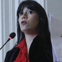 """Monckeberg desmiente defensa de Blanco: """"Lo que ella hace es utilizar un presupuesto ajeno (Gendarmería) para contratar operadores políticos"""""""