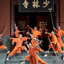 Los Monjes Shaolin traen directo desde China todo el misticismo y la fuerza del kung fu