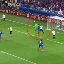 [VIDEO] El error de Neuer y la defensa alemana que les costó el pase a la final de la Eurocopa
