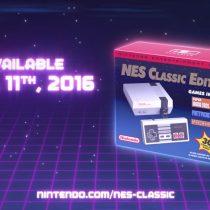 [VIDEO] Directo desde la infancia: el adelanto oficial de la clásica consola de Nintendo renovada