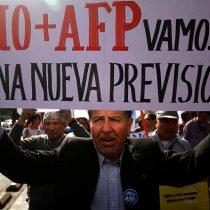 Movimiento ciudadano convoca a marcha contra las AFP este domingo en la Región del BíoBío