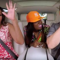 [VIDEO] El genial karaoke de Michelle Obama como Beyoncé