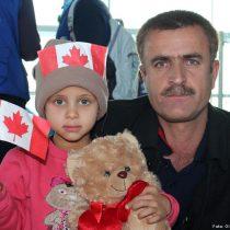 El empeño de los ciudadanos canadienses por apadrinar a familias sirias refugiadas