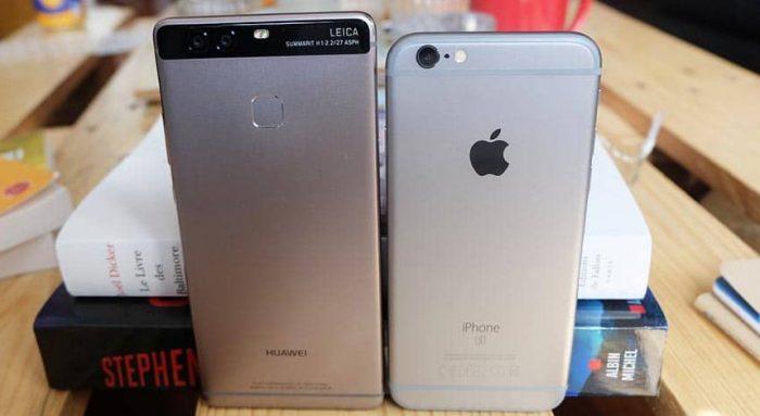 Celulares buenos y baratos le complican la vida a Apple en China