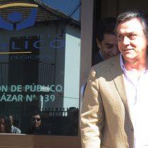 Longueira no logra zafar: Fiscalía lo acusa de cohecho y delitos tributarios en caso SQM