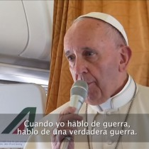 [VIDEO] Papa Francisco: