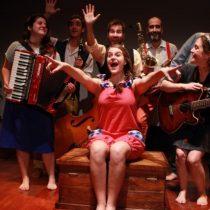 """""""Isabel pata pelá"""", un concierto teatral vincula a los infantes con diversos formatos de arte"""