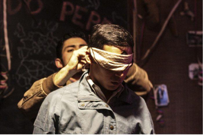 Actores reviven la historia del periodista José Carrasco Tapia en el Museo de la Memoria