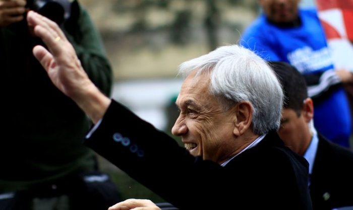 """Piñera plantea un programa de gobierno """"rectificador"""" para """"corregir las fallas estructurales de la obra gruesa que ha construido la Nueva Mayoría"""""""