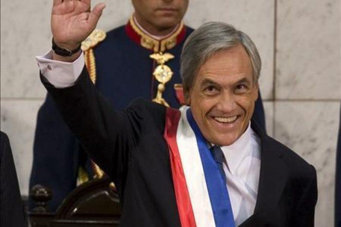 La Nueva Mayoría ¿tiró la toalla con Piñera?