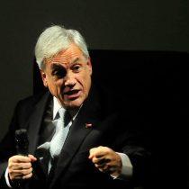 La lista negra del libro de campaña de Piñera