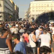 [VIDEO] Así se ven 5.000 personas reunidas por Pokémon Go en la