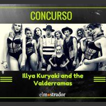 RESULTADO CONCURSO: Tres entradas dobles concierto Ilya Kuryaki and the Valderramas en el Teatro Cariola