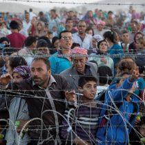 [VIDEO] Unión Europea y la ONU ven la crisis de los refugiados como un desafío a sus valores y piden solidaridad internacional