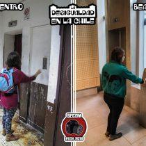 [VIDEO] El fotorreportaje que busca evidenciar los contrastes entre facultades de la Universidad de Chile