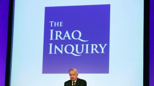 John Chilcot dirigió la investigación durante los últimos 7 años.